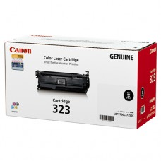 CANON TONER CARTRIDGE 323 (BLACK)
